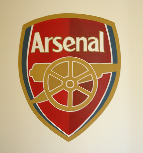 Arsenal uk driverlayer search engine for Arsenal mural wallpaper
