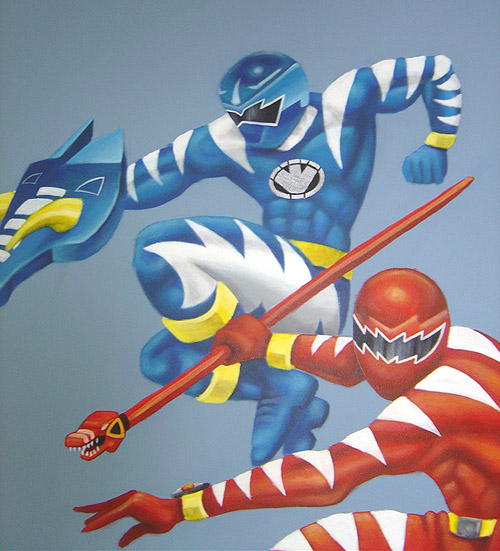 Inspire Murals - spiderman wall mural