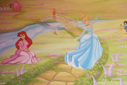 Childrens Wall Murals Childrens Murals EssexChildrens Wall Murals
