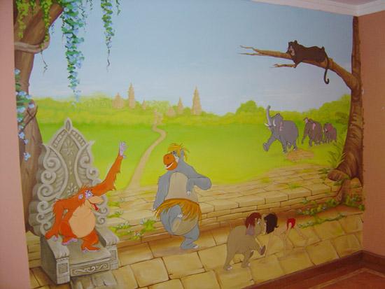 lion king wallpaper for nursery