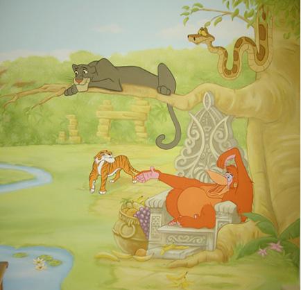 childrens wall murals childrens murals essex childrens image gallery jungle wallpaper mural