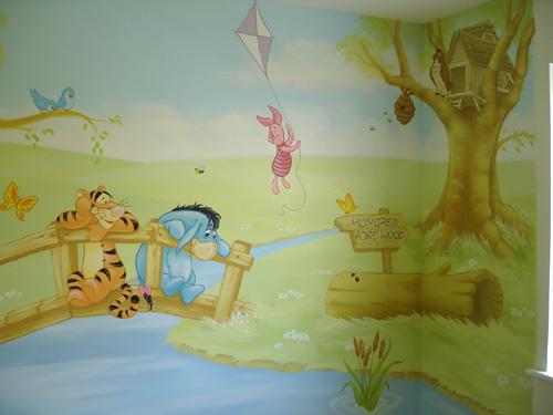 Decorare la stanza dei bimbi for Decorare stanza bimbi