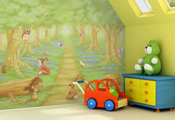 childrens murals london inspire murals childrens wall image gallery jungle wallpaper for kids