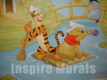 Childrens Wall Murals Part 67